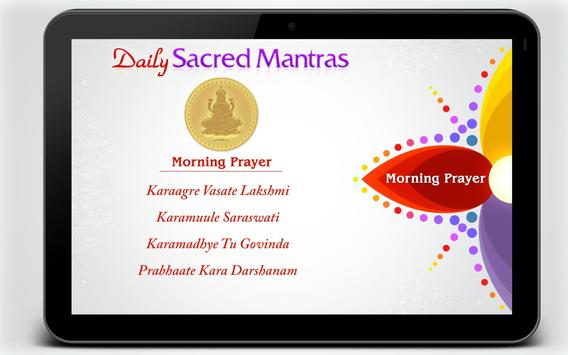 Daily Sacred Mantras - Free for Android - APK Download