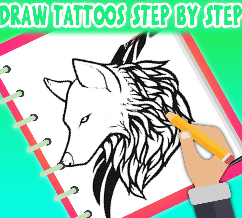Cara Menggambar Tato For Android APK Download