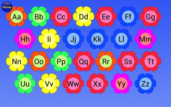 ABC Alphabet Phonics Plus Free Apk Screenshot