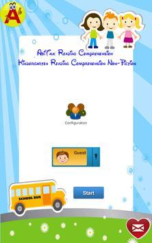 K-G1 Non-Fic Reading Comp FREE apk screenshot
