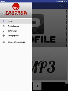 Lagu Saujana Nasyid screenshot 2