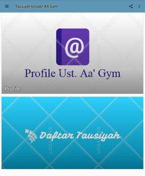 Tausiyah Ustad Aa' Gym screenshot 2