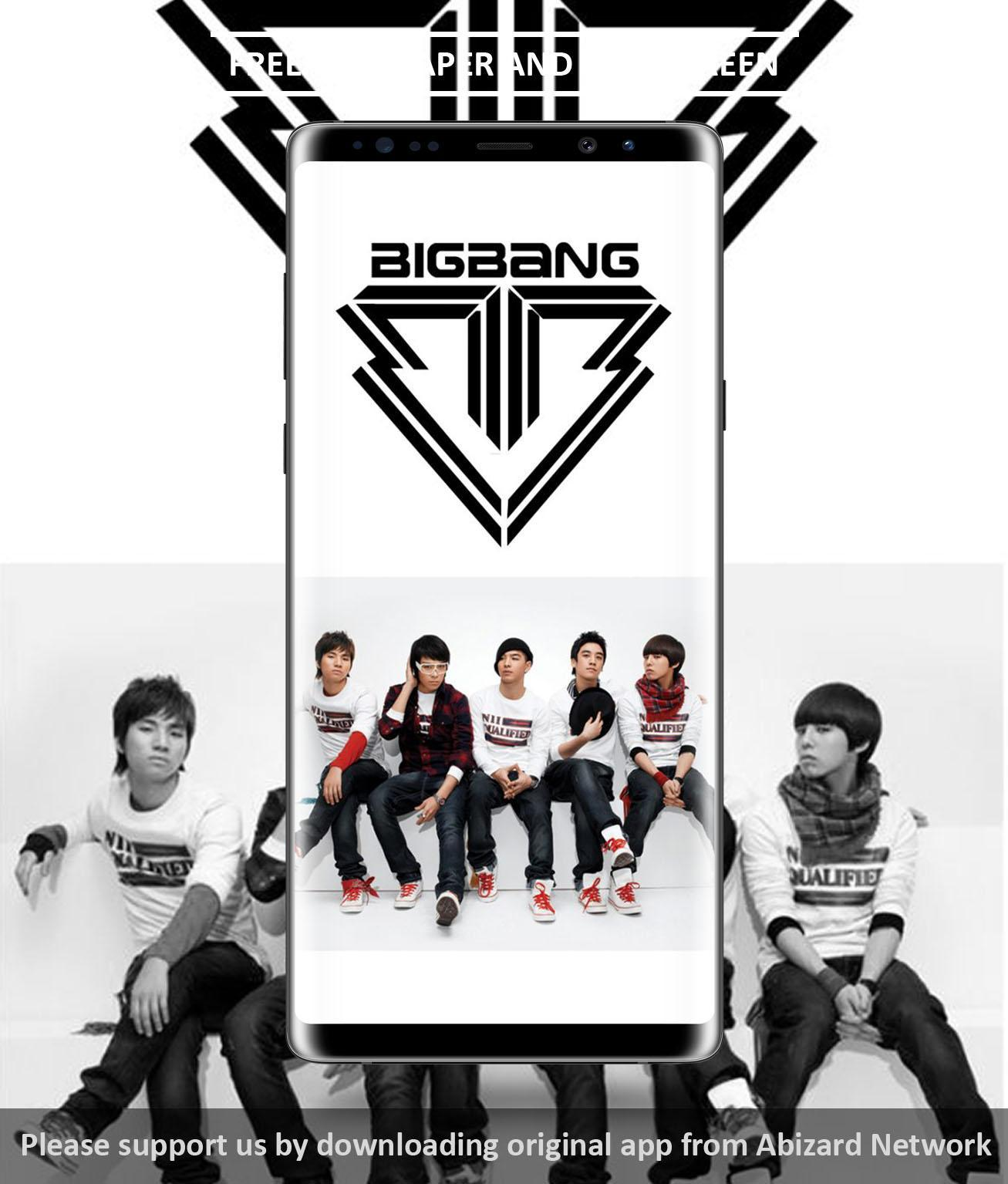 Bigbang Wallpapers Kpop For Android Apk Download