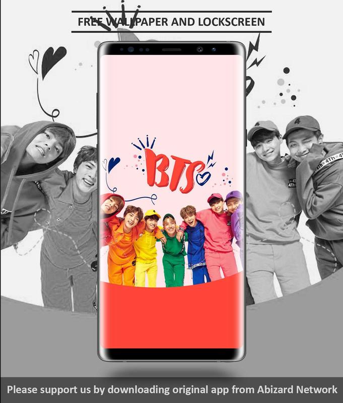 Bts Wallpapers Kpop For Android Apk Download