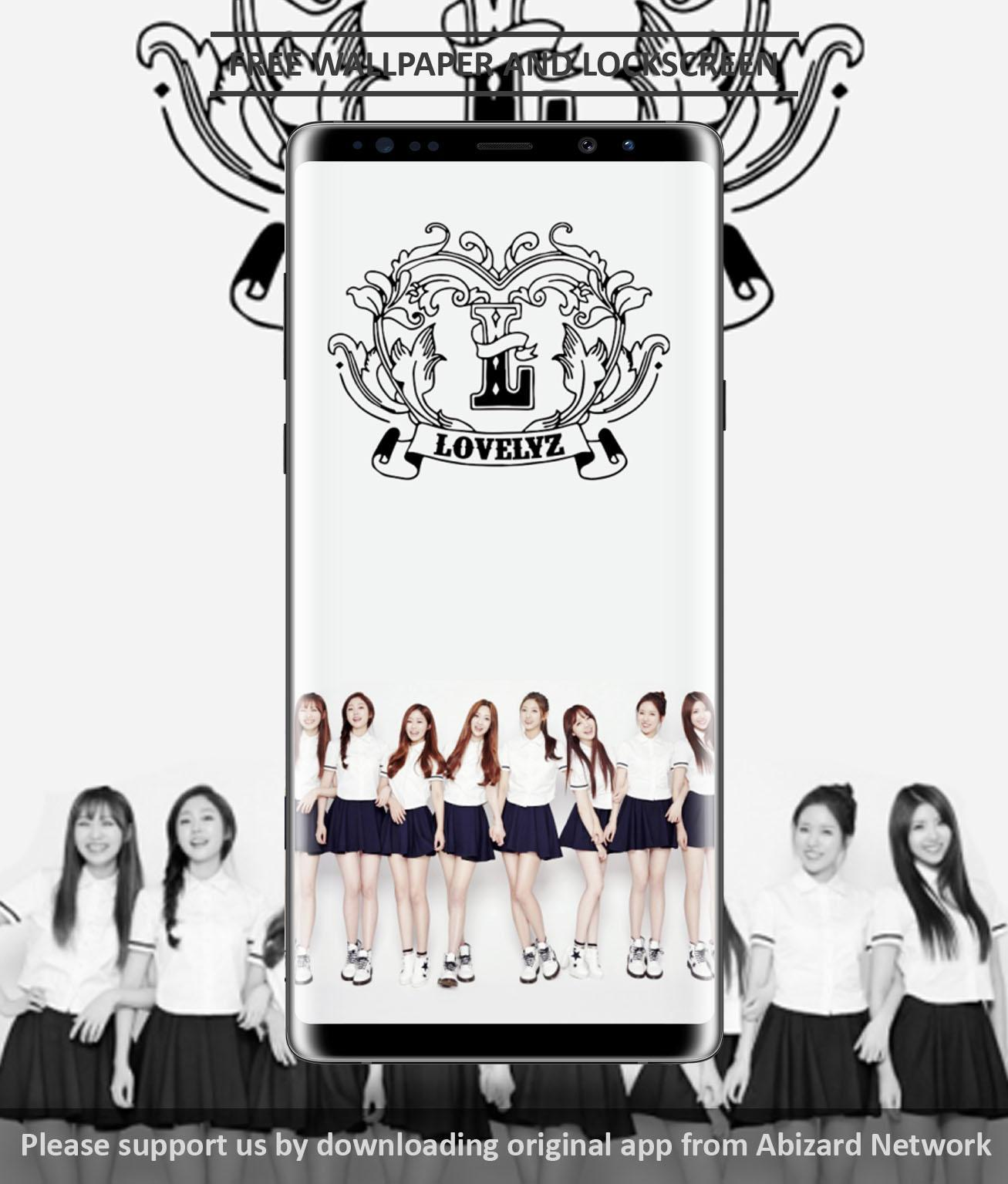 Lovelyz Wallpapers Kpop For Android Apk Download
