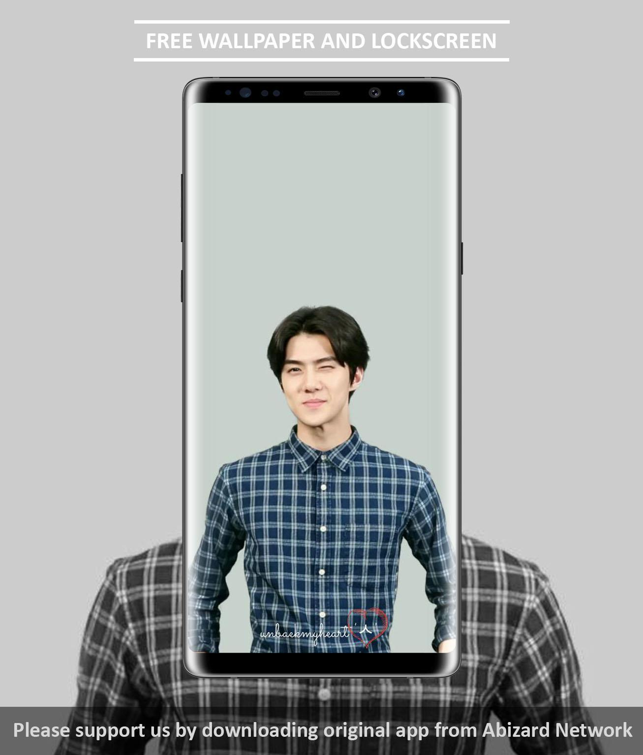 Sehun Wallpapers Hd For Android Apk Download