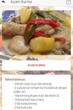 Resepi Masakan Ayam Pour Android Téléchargez Lapk