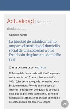 Spanish Legal Dictionary screenshot 4