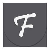 Flat Dark Theme icon