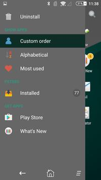 Flat Teal Theme apk screenshot