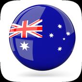 About Australia icon
