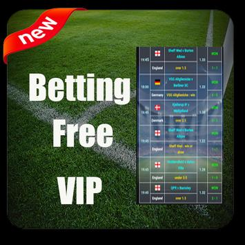 Free Betting VIP TIPS screenshot 1