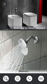 Town Sanitaries poster
