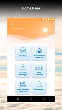 AGM Clients App poster