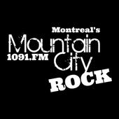 1091.FM Mountain City Rock icon