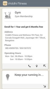 Vriddhi Fitness screenshot 5