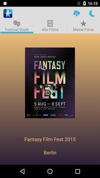 FFF Planner poster