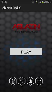 .Ablazin Radio poster