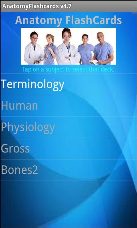 Anatomy Flashcards Apk Download Free Medical App For Android