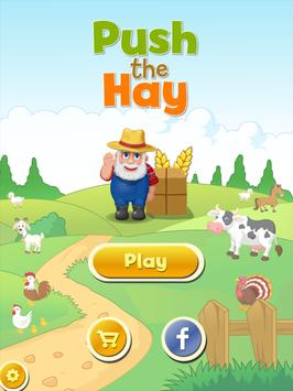 Push the Hay poster