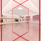 Escape from the ballet classrooms. icon