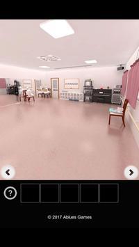 Escape from the ballet classrooms. screenshot 1