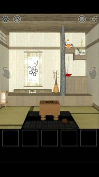 SamuraiRoom -room escape game- apk screenshot