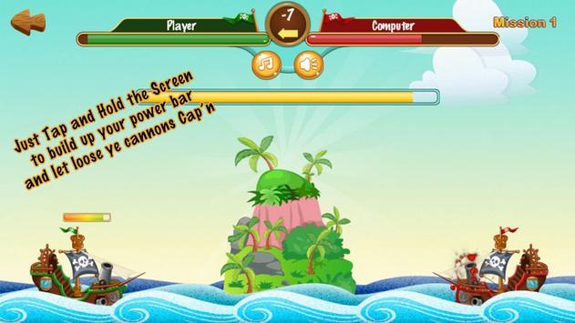 Pirates captura de pantalla 4