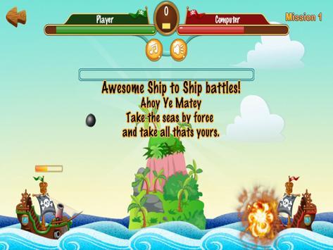 Pirates captura de pantalla 5