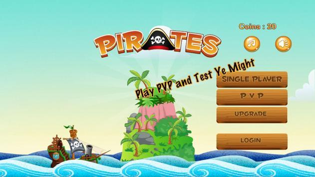 Pirates captura de pantalla 1