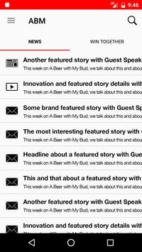 AB Marketing apk screenshot