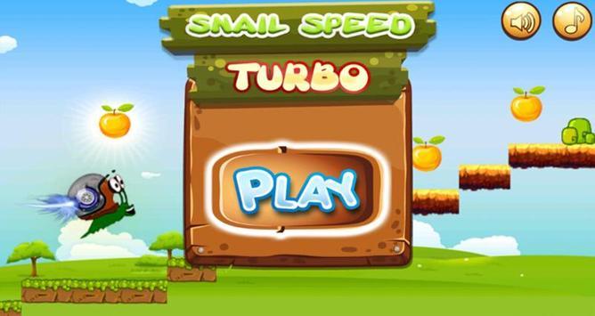 Turbo Snail Speed poster