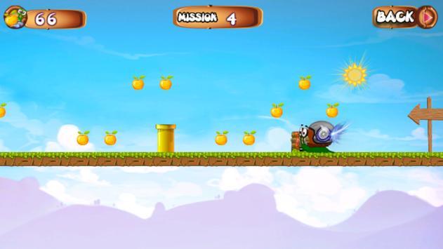 Turbo Snail Speed apk screenshot