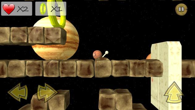 Planet Ball Bounce screenshot 2