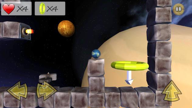 Planet Ball Bounce screenshot 9