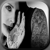 tattoo cam editor 2016 icon
