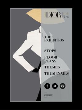 Esprit Dior poster