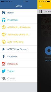 ABN RADIO GHANA screenshot 2