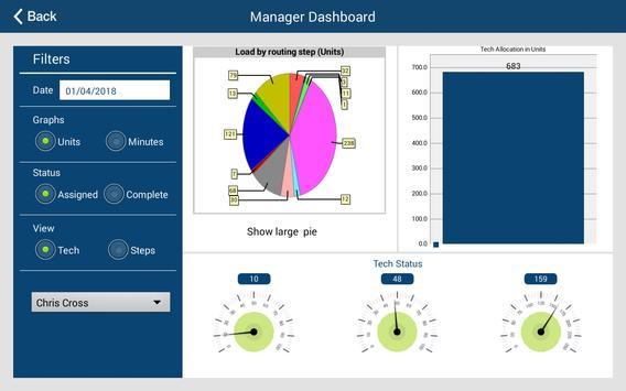 EvoMGR 11.5 screenshot 3