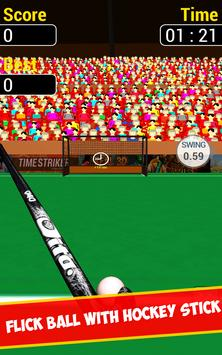 Flick Hockey Shootouts 3D apk screenshot