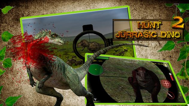 Hunt Jurassic Dino 2 apk screenshot