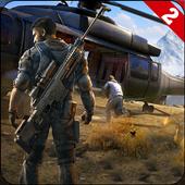 Commando Mountains Operation 2 icon