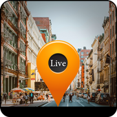 Street View Panorama Live 3D Map - Gps Navigation icon