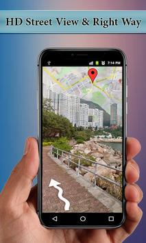 Street View Panorama Live 3D Map - Gps Navigation screenshot 11