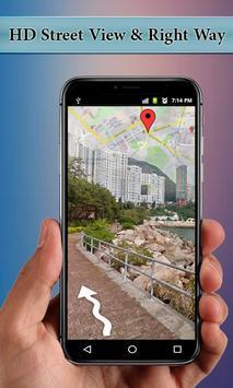 Street View Panorama Live 3D Map - Gps Navigation screenshot 7