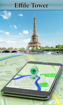 Street View Panorama Live 3D Map - Gps Navigation screenshot 6