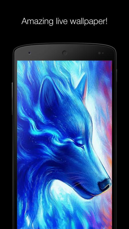 Neon Wolf Screenshot 2