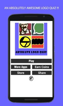 Absolute Logo Quiz poster