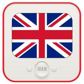 UK Radio Stations Online | Absolute Radio 90s Free icon