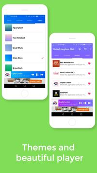 UK Radio Stations Online | Absolute Radio 90s Free screenshot 3